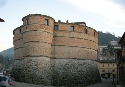 the Ubaldinesca Fortress of Sassocorvaro