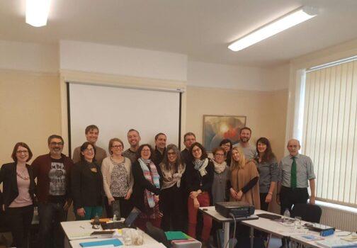 I nostri professori in Erasmus
